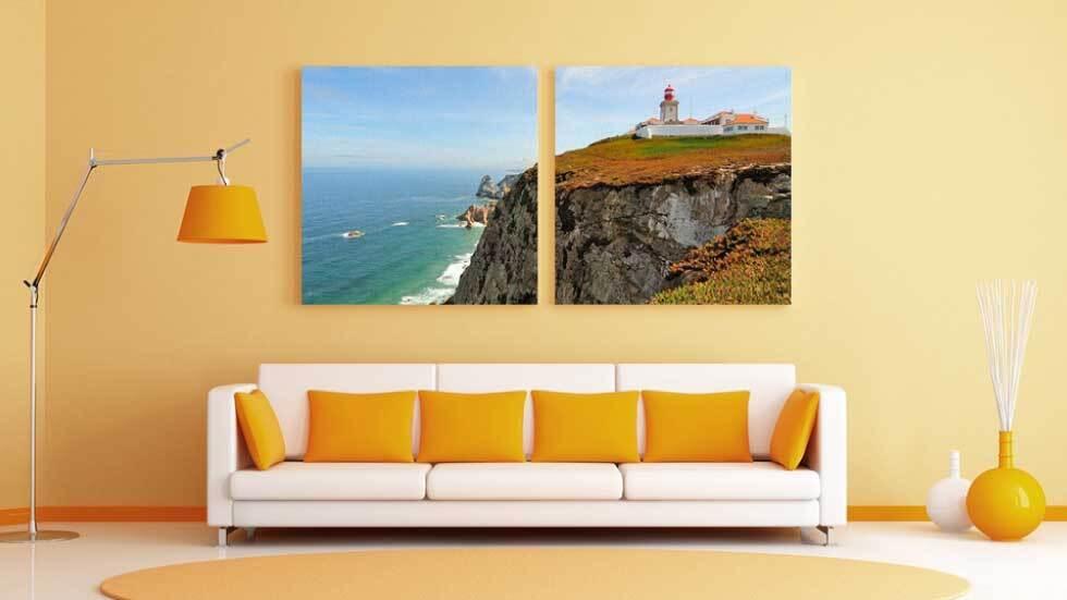 Stampa parete dell/'immagine di arte propria foto personalizzato Nuovo